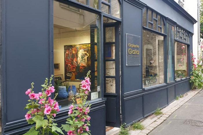 Galerie Gaïa — Pôle Arts Visuels Pays de la Loire