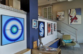 Galerie le 56 — Pôle Arts Visuels Pays de la Loire