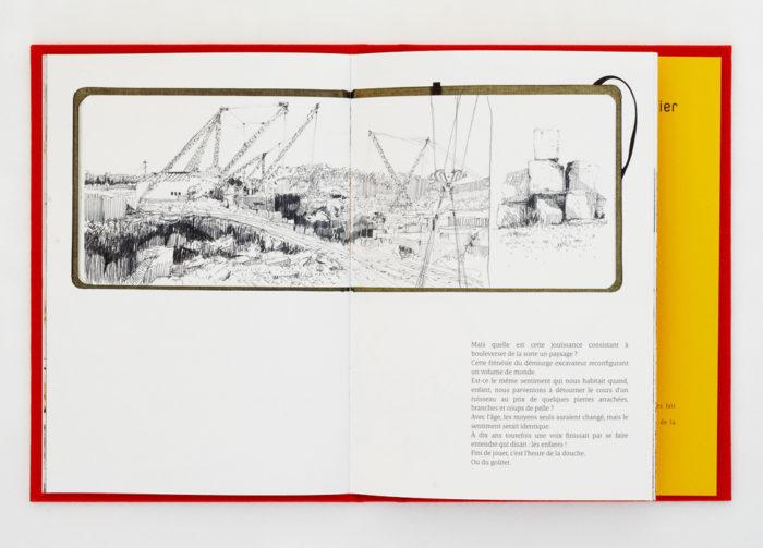 Tangui Robert, Jérôme Maillet, Gaëtan Chevrier - Pôle arts visuels Pays de la Loire