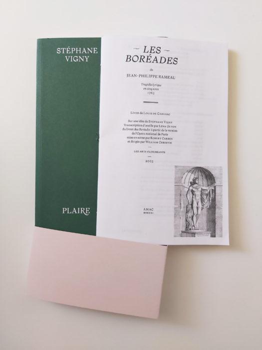 Stéphane Vigny - Pôle arts visuels Pays de la Loire