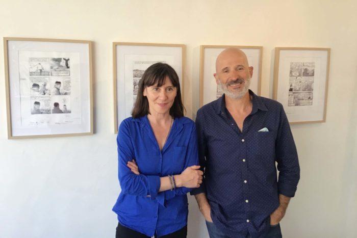 Caroline Pottier — Pôle Arts Visuels Pays de la Loire