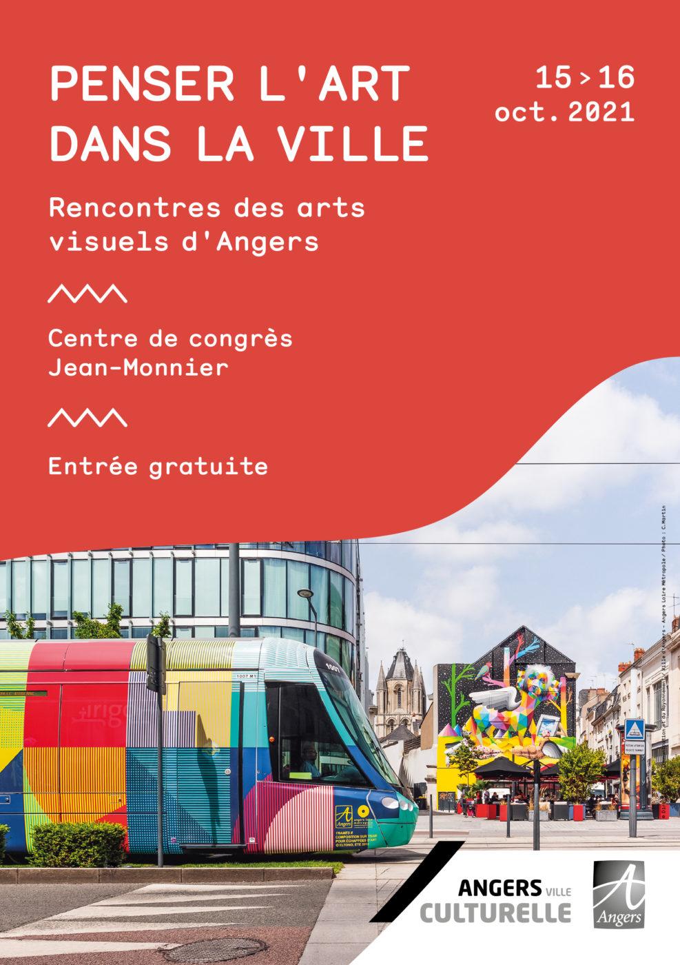 Penser l'art dans la ville — Pôle Arts Visuels Pays de la Loire
